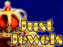 Бонусы в автомате Just Jewels